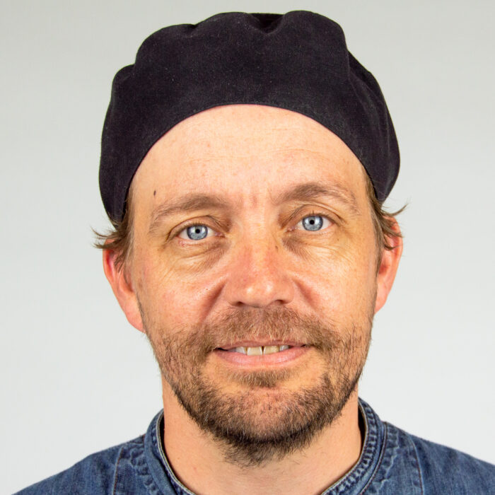 Bild på personal - Köksansvarig Jesper Lindstedt