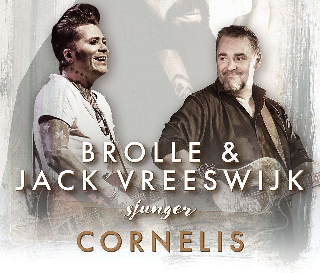 Bild på Brolle och Jack Vreeswijk